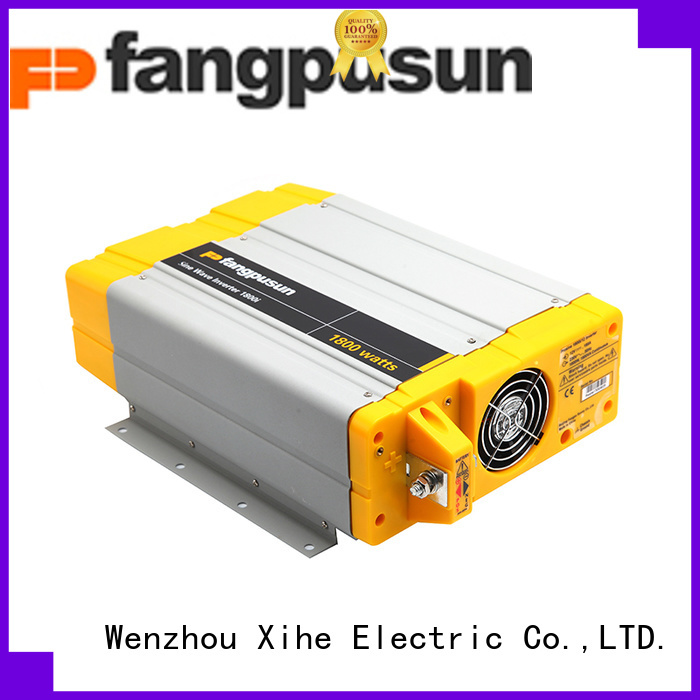 Fangpusun new product grid tie inverter working international market for vehicles