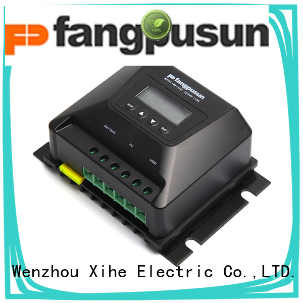 good quality solar power regulator 10a manufacturers for battery charger