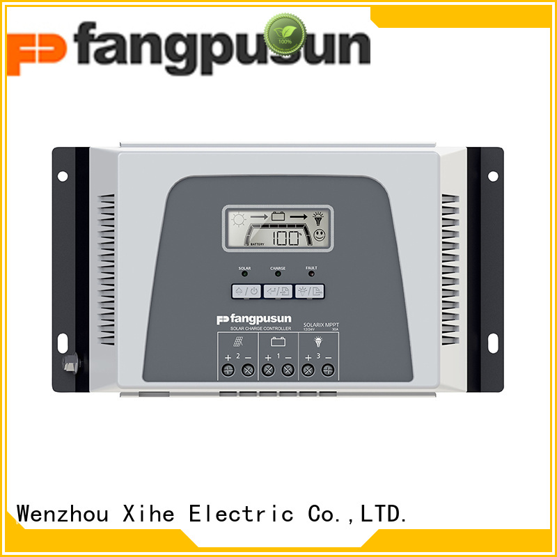 5a 24v mppt solar charge controller flexmax for solar system Xihe