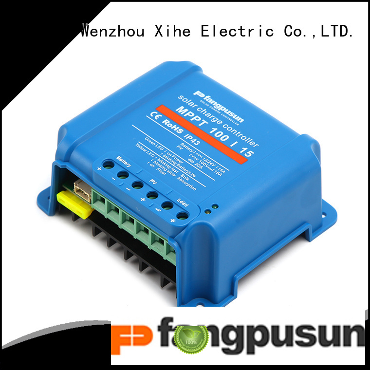 Xihe trustworthy best mppt solar charge controller mppt for battery charger