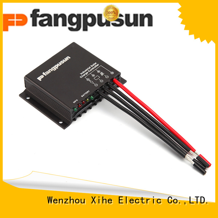 Fangpusun custom waterproof solar charge controller supply for home power solar