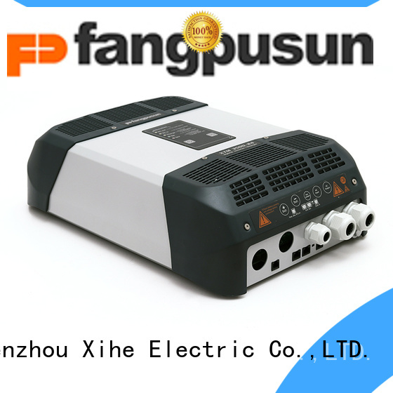 Fangpusun low price sine wave power inverter chinese manufacturer for recreation vehicles