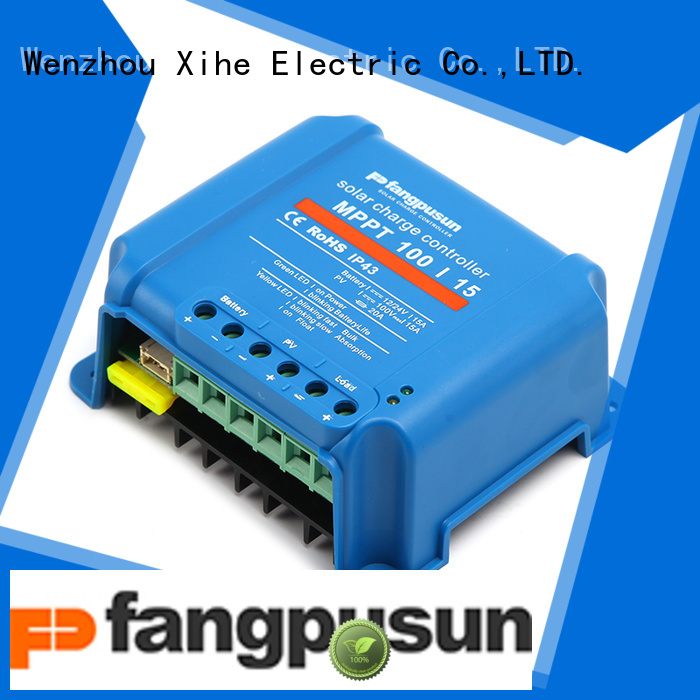 Fangpusun hot-sale mppt charge controller manufacturers bulk purchase for battery charger