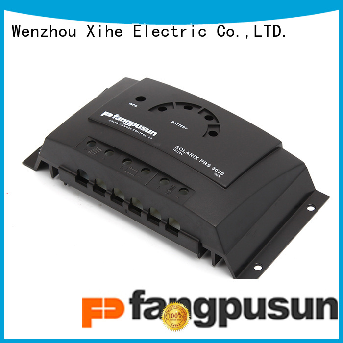 Fangpusun simple solar charge controller manufacturers for home use