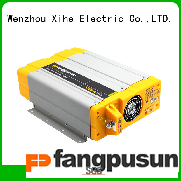 Fangpusun pure inverter power supply for recreation vehicles