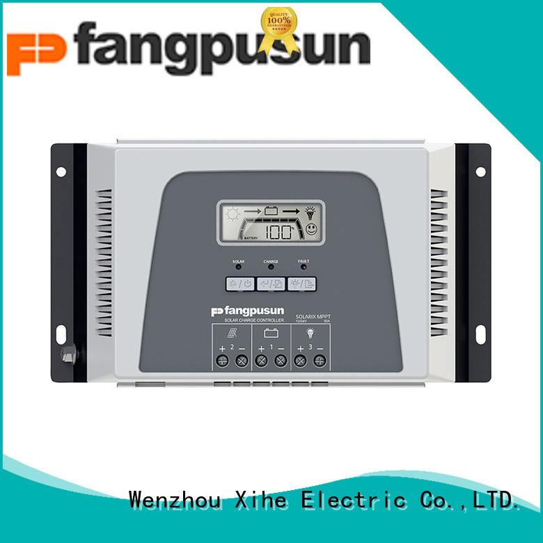 Fangpusun battery mppt charge controller for battery charger
