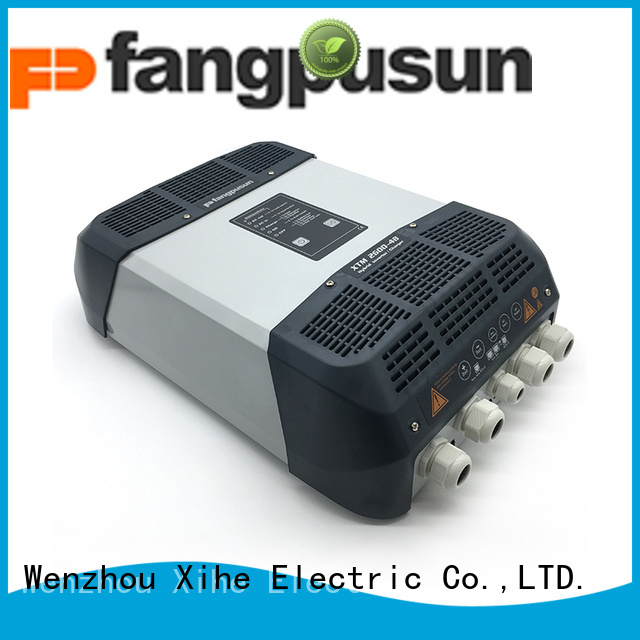 Fangpusun inverter charger overseas trader for recreation vehicles
