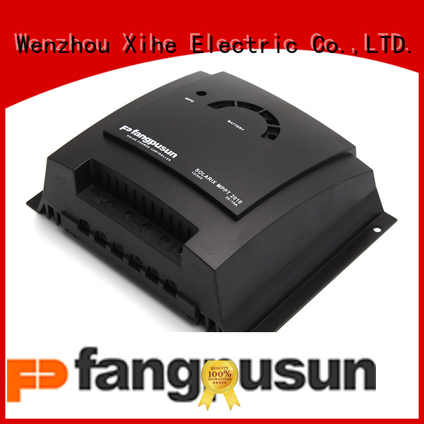 Fangpusun mppt3020 solar inverter with mppt charge controller manufacturers for solar system