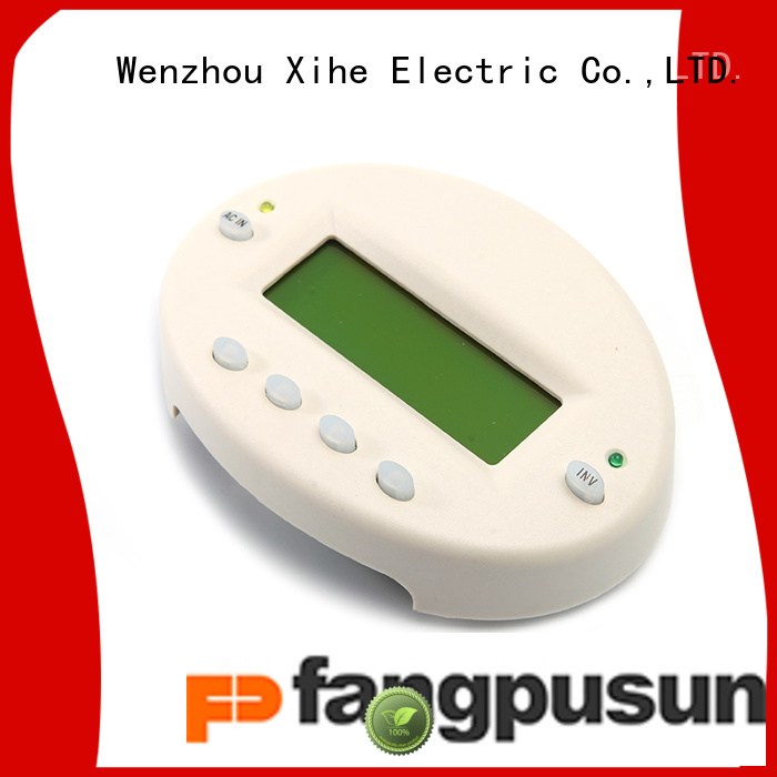 Xihe cheap solar charge controller manufacturer with good reputation for home