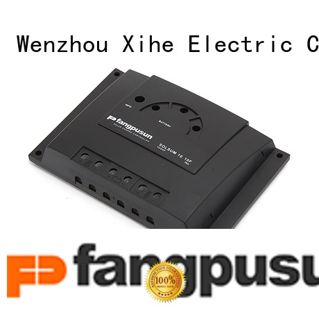 Fangpusun pwm tracer solar charge controller for business for solar lighting