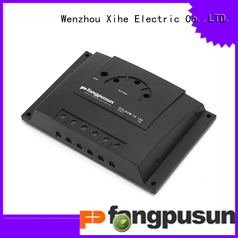 Fangpusun street pwm charge controller from China for home use