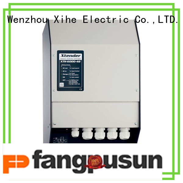 Xihe highly recommend off grid inverter charger producer for boats