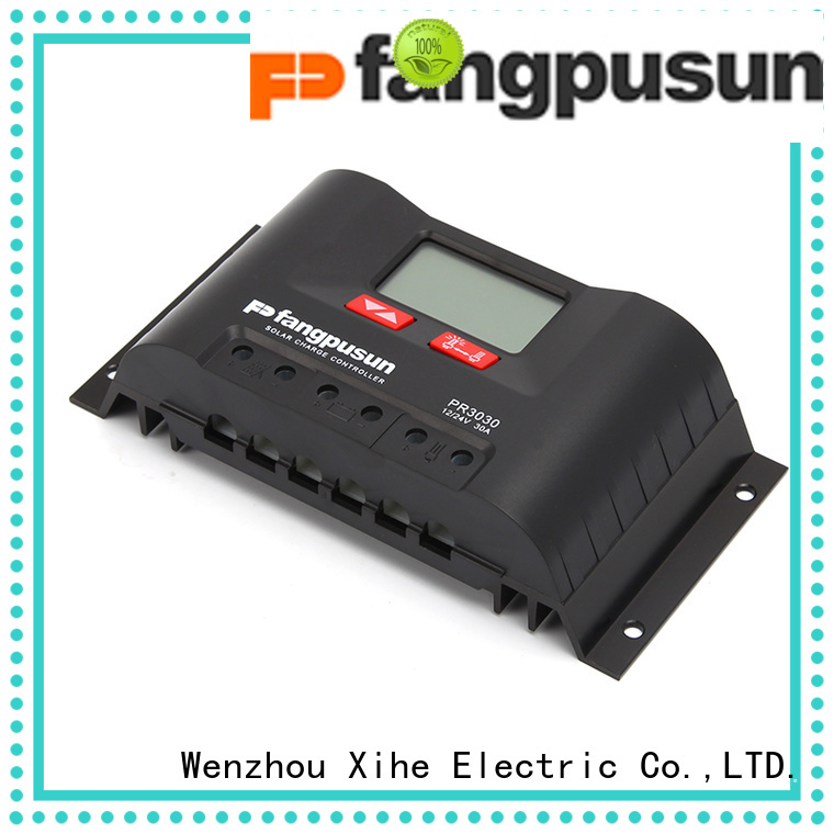Fangpusun ip68 10 amp charge controller order now for solar power