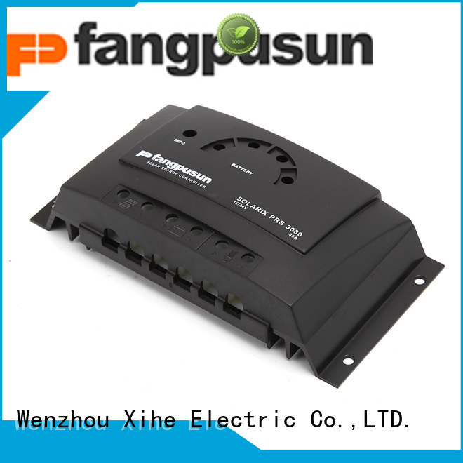 Xihe stable supply solar panel charge controller for solar lighting