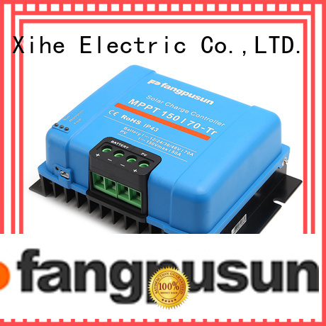 Fangpusun high-quality mppt charge controller amazon overseas trader for solar system