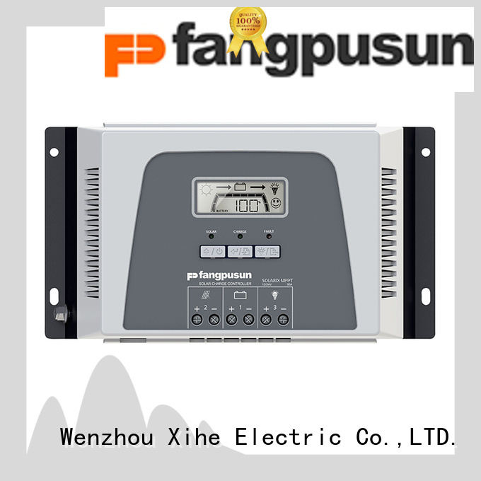 Fangpusun mppt controller overseas trader for battery charger