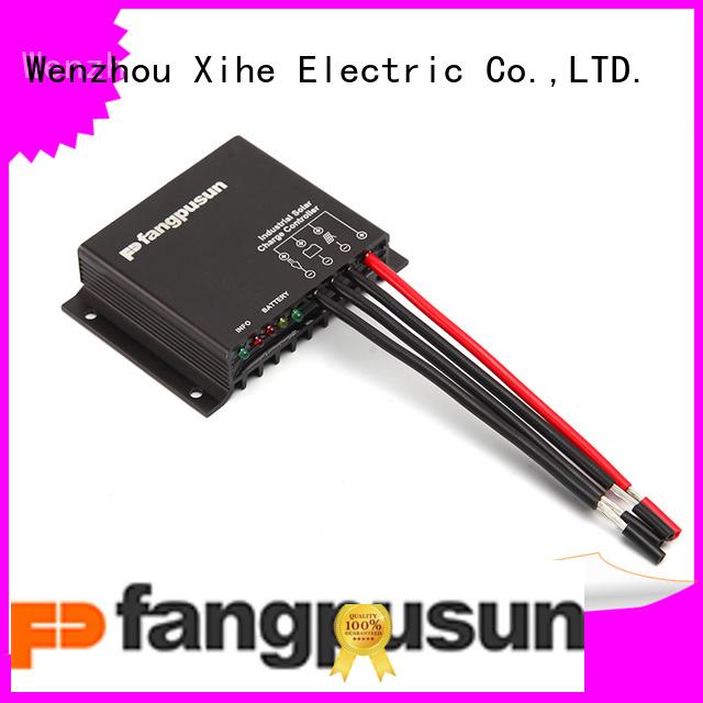 Xihe 100% quality waterproof solar regulator 12v for solar lighting