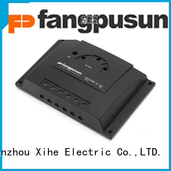 Fangpusun light 30 amp charge controller factory for all in one solar street light