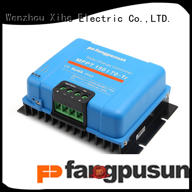 Fangpusun top 7 amp solar charge controller supply for solar system