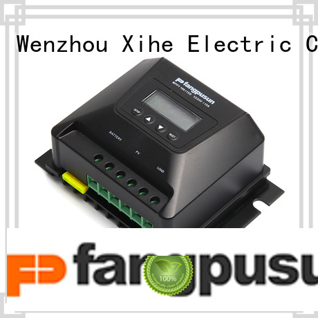 Fangpusun trustworthy mppt solar charge controller manufacturers order now for solar system