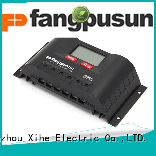 Xihe hot recommended solar power regulator for home use