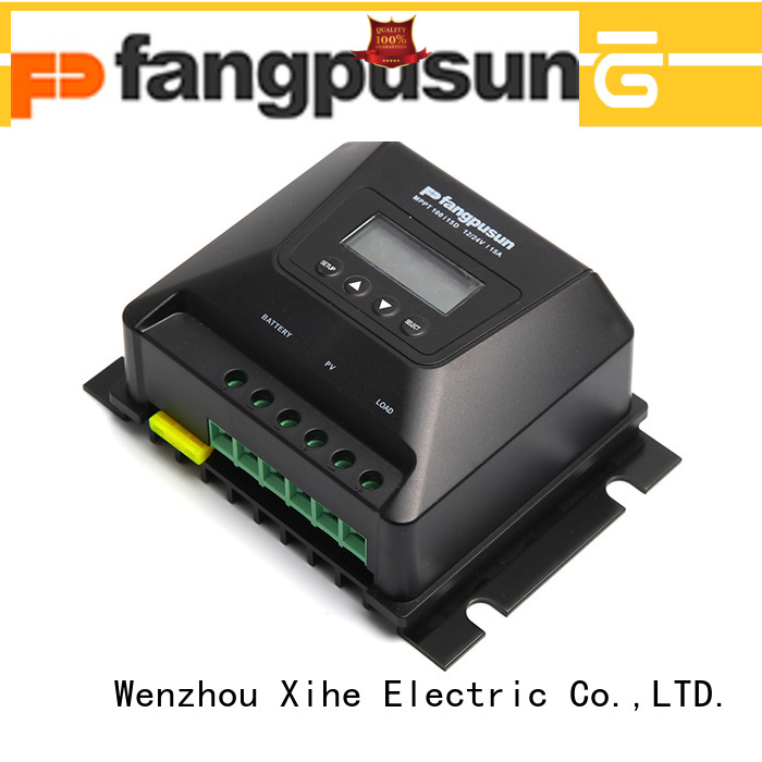 Fangpusun mppt2010 solar battery charger controller overseas trader for solar system